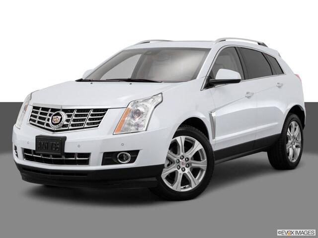 Used 2015 Cadillac SRX Premium For Sale in Sanford FL