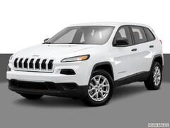 2015 Jeep Cherokee Sport SUV FWD