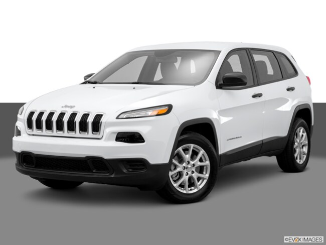 Used 2015 Jeep Cherokee Sport FWD SUV in Live Oak, FL
