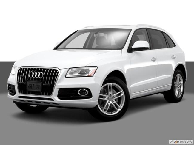Used 2015 Audi Q5 Premium Plus quattro  2.0T Premium Plus San Francisco