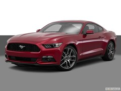 Used 2015 Ford Mustang Ecoboost Premium Coupe for sale in Abilene, TX
