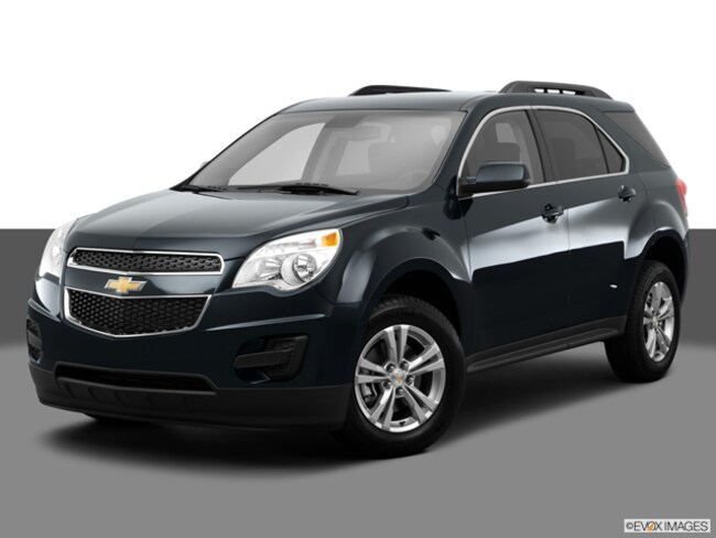 Used 2015 Chevrolet Equinox LT w/1LT SUV For Sale in Mt Carmel, IL