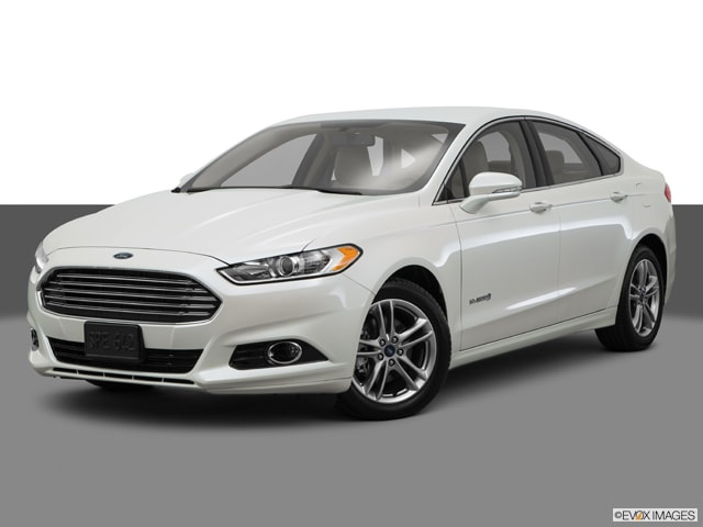 Used Ford Fusion Hybrid >> Used 2015 Ford Fusion Hybrid Titanium For Sale In Springfield Mo Sd34989b Springfield Used Ford For Sale 3fa6p0ru7fr198828