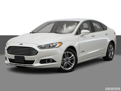 2015 Ford Fusion Hybrid Titanium Sedan