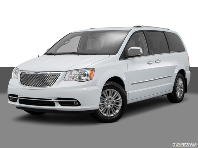 Used 2015 Chrysler Town & Country Limited Platinum Van Rocky Mount