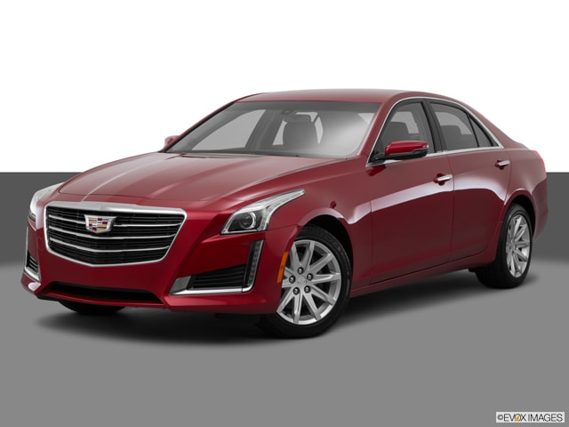 2015 Cadillac CTS 2.0 Turbo Sedan