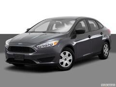 2015 Ford Focus S 4dr Car