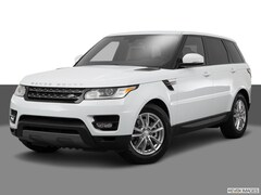 Used Land Rover 2015 Land Rover Range Rover Sport HSE SUV in Dallas, TX
