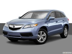 Used 2015 Acura RDX Base SUV 5J8TB4H32FL018635 in Toledo, OH