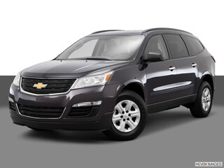 Used Cars 2015 Chevrolet Traverse LS SUV For Sale in Riverhead
