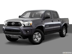 Certified Used 2015 Toyota Tacoma Truck Double Cab Long Island New York