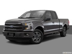 Used 2015 Ford F-150 Lariat Truck For Sale in Auburn, ME