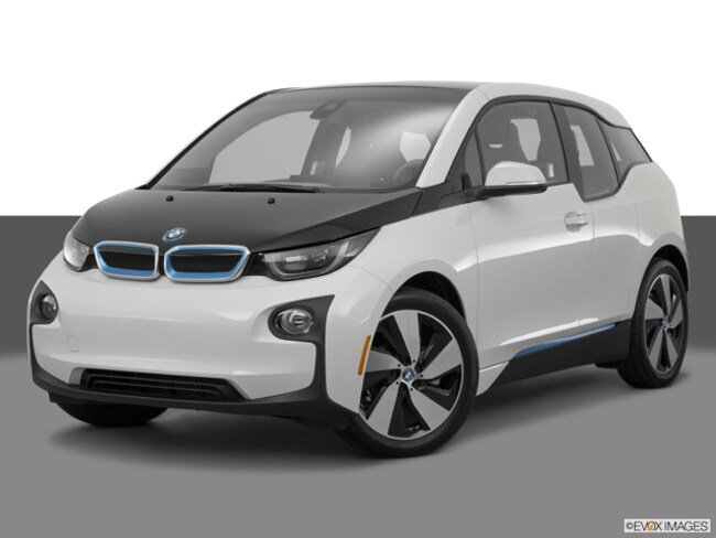Certified Pre Owned 2015 BMW I3 HB W Range Extender Los Angeles