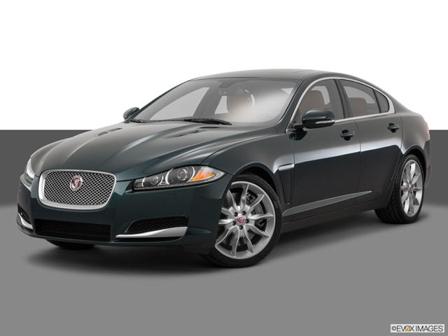 Used 2015 Jaguar XF V8 Supercharged Sedan In West Chester PA