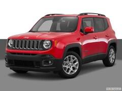 Used 2016 Jeep Renegade Latitude SUV for sale in Marietta, OH