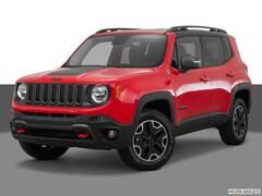 2015 Jeep Renegade Trailhawk 4x4 SUV