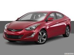 2016 Hyundai Elantra Limited Sedan