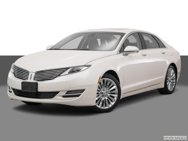 2016 Lincoln MKZ Base Mid-Size Car
