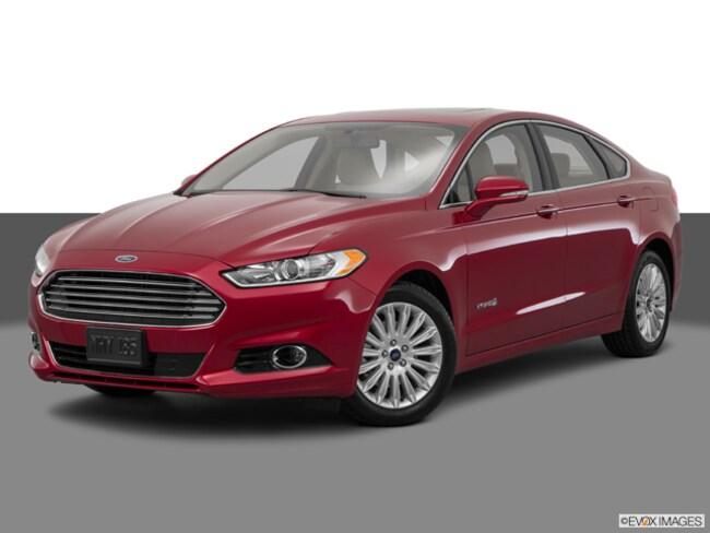 2016 Ford Fusion SE Hybrid 4dr Car