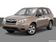 Certified Pre-Owned 2016 Subaru Forester 2.5i SUV for sale in Shingle Springs, CA