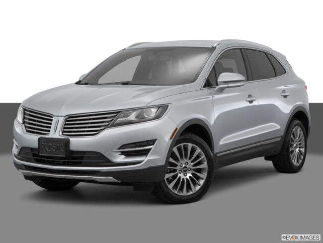 Certified Pre-Owned 2015 Lincoln MKC Base SUV near Philadelphia