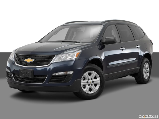 Used 2016 Chevrolet Traverse For Sale in Webster NY | VIN