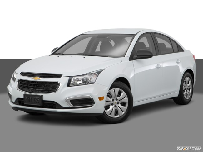 Used 2016 Chevrolet Cruze Limited Ls For Sale In Phoenix Az P18643a