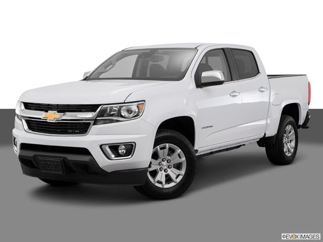 New 2016 Chevrolet Colorado LT Truck Crew Cab Buffalo NY