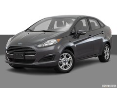 Bargain Inventory 2016 Ford Fiesta SE Sedan for sale in El Paso, TX