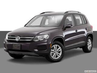 used 2016 Volkswagen Tiguan 2.0T SUV for sale in Savannah