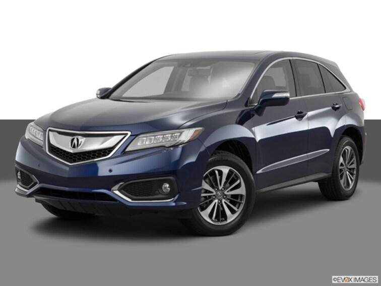 Used 2016 Acura RDX Advance Pkg SUV S191564A Houston
