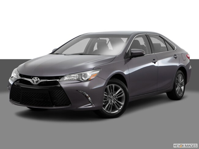 Used 2016 Toyota Camry SE Sedan Silver Spring, MD