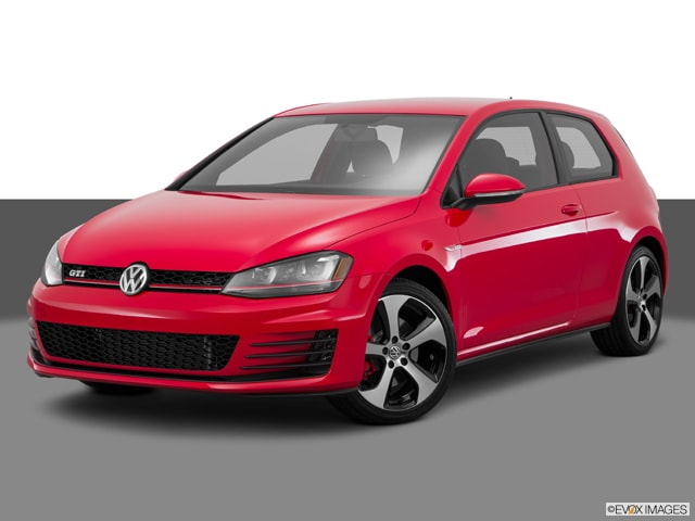 2016 Volkswagen Golf GTI Hatchback