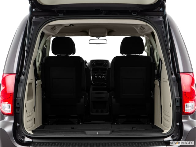 New Dodge Grand Caravans available in Roseville, MI at Mike Riehl's Roseville Chrysler Dodge Jeep RAM