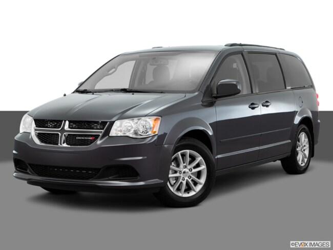 2016 Dodge Grand Caravan SXT Passenger Van