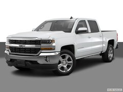 2016 Chevrolet Silverado 1500 LT w/1LT Truck Crew Cab