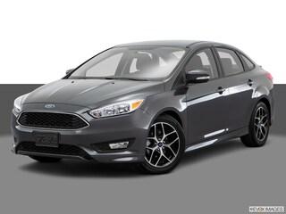 Used 2016 Ford Focus SE Sedan for sale in Aurora, CO