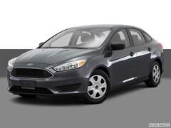 2016 Ford Focus BK Sedan