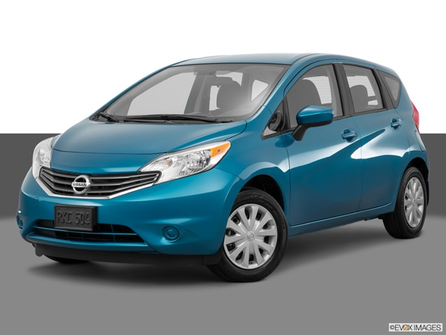 2016 Nissan Versa Note SV,Certified Hatchback