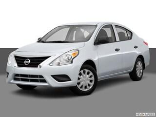 Used 2016 Nissan Versa 1.6 S Sedan Gardena, CA