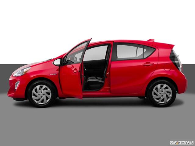 2016 Toyota Prius c One w/ Entune Audio Bluetooth Hatchback