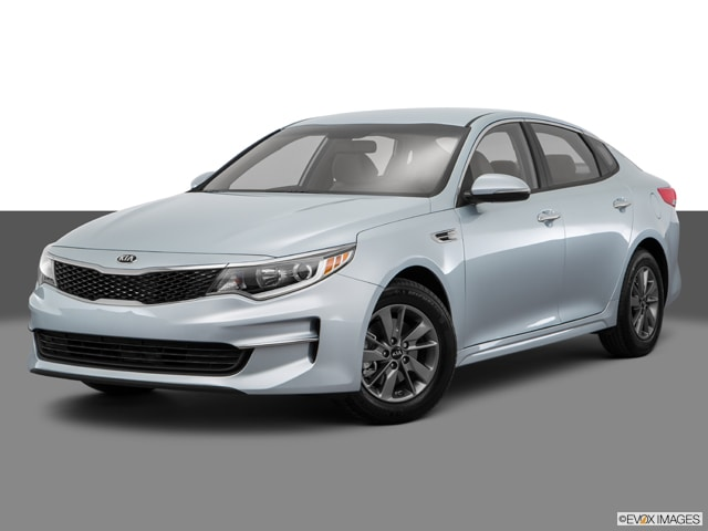 2016 Kia Optima 4dr Sdn LX Sedan