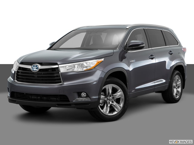 New 2016 Toyota Highlander Hybrid Limited Platinum V6 SUV Buffalo NY