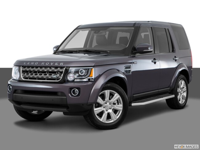 Certified Pre-Owned 2016 Land Rover LR4 HSE in Bedford, NH