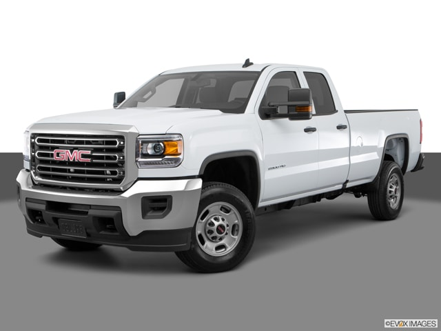 2016 GMC Sierra 2500HD Truck Double Cab