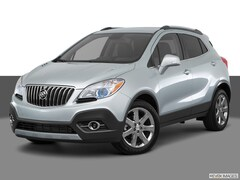 Certified 2016 Buick Encore Leather Leather  Crossover for sale in Powderly KY