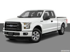 2016 Ford F-150 2WD Supercab 145  XL Truck