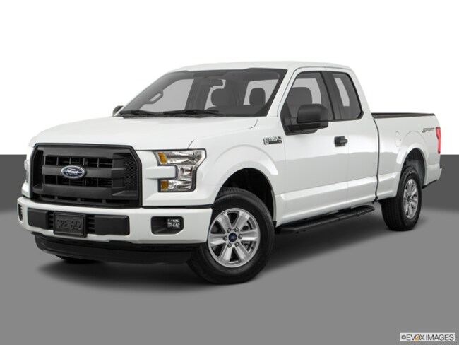 2016 Ford F150 Super CAB EXT C