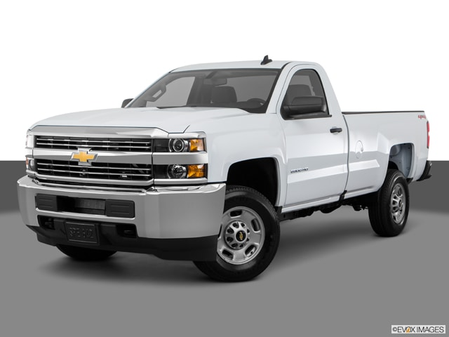 2016 Chevrolet Silverado 2500HD Work Truck Truck Regular Cab