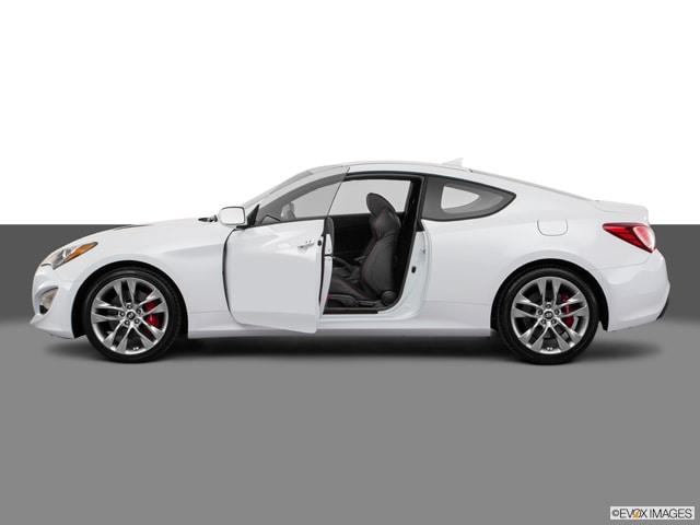 2016 Hyundai Genesis Coupe Coupe